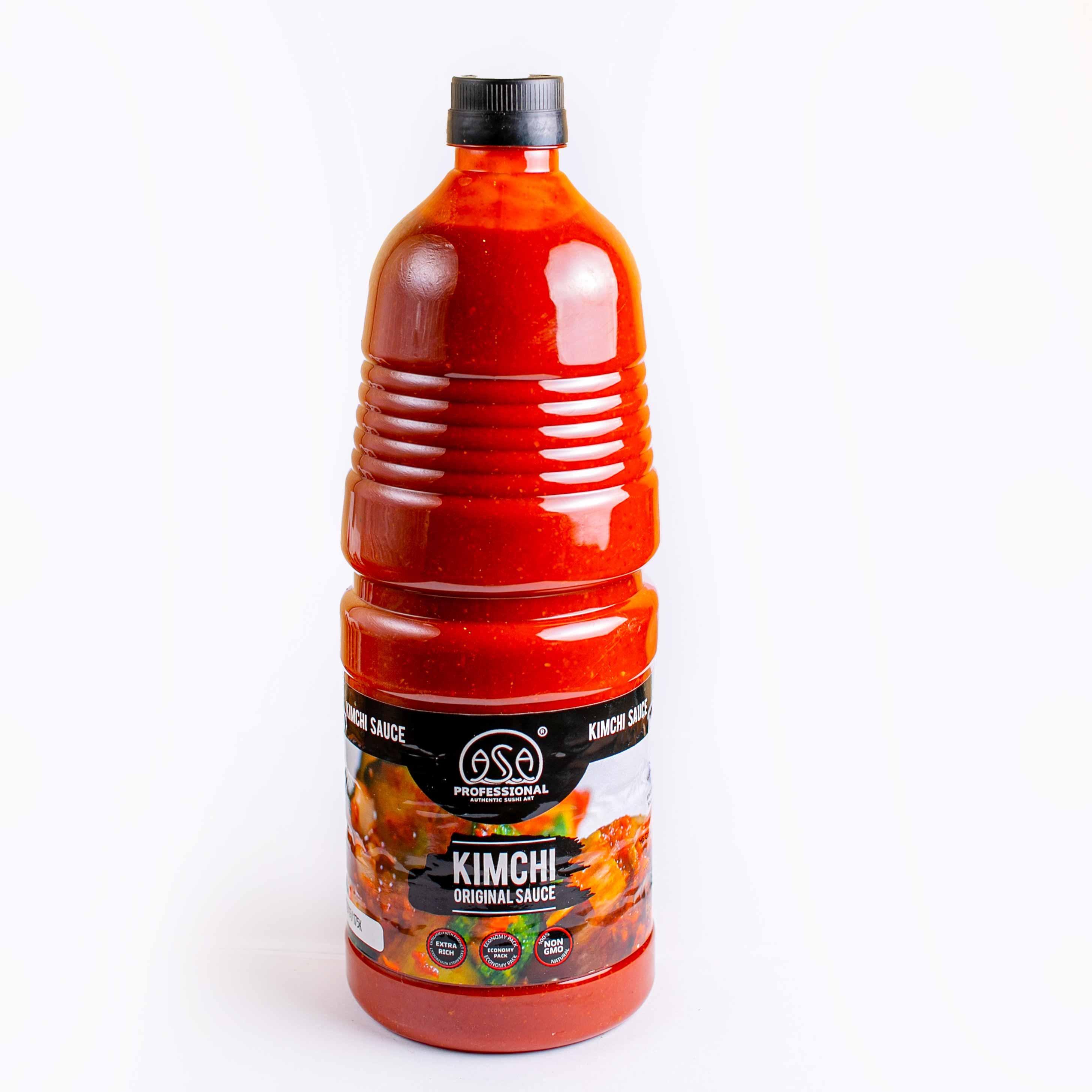 Kimchi Sauce ASA 1.8l