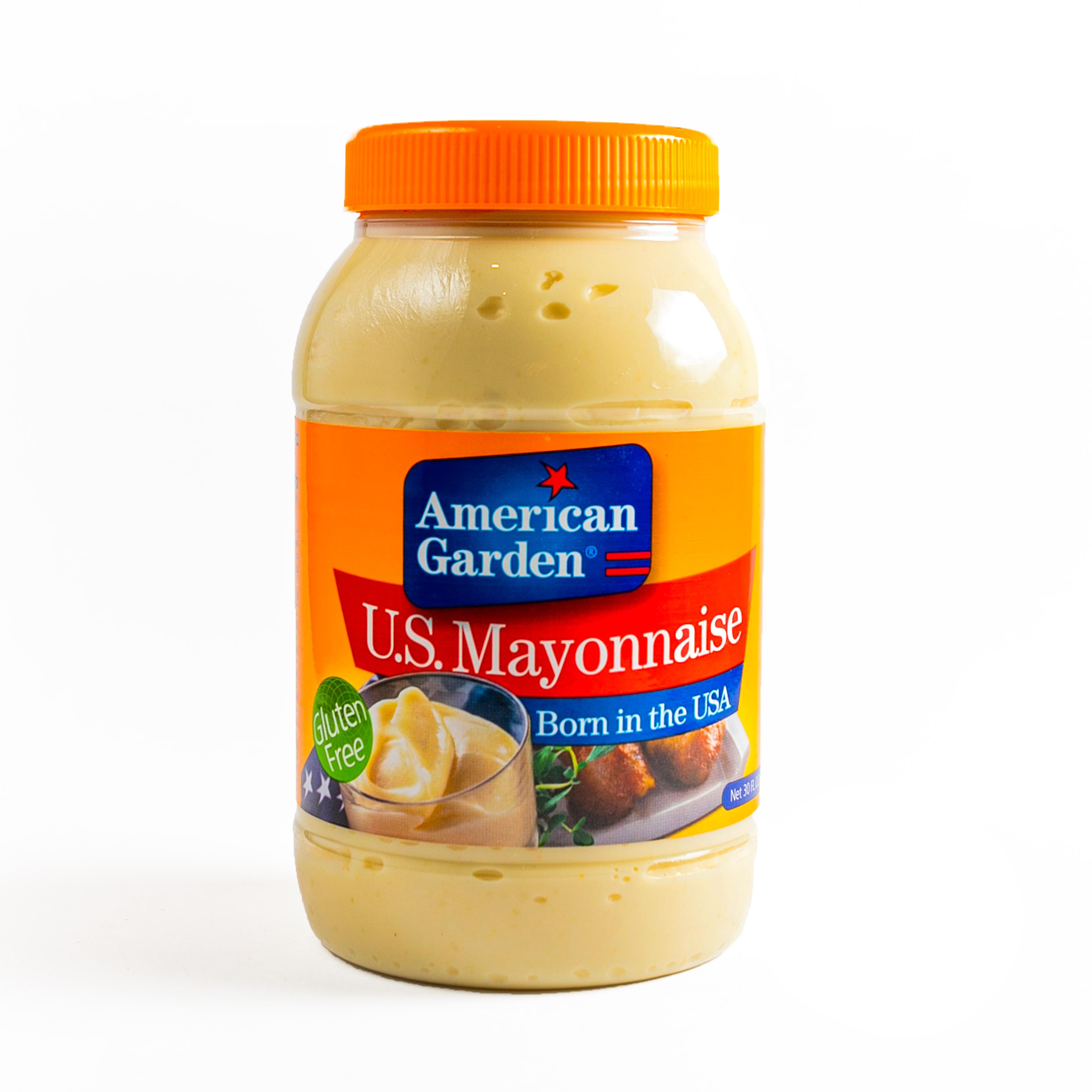 Mayonnaise American Garden