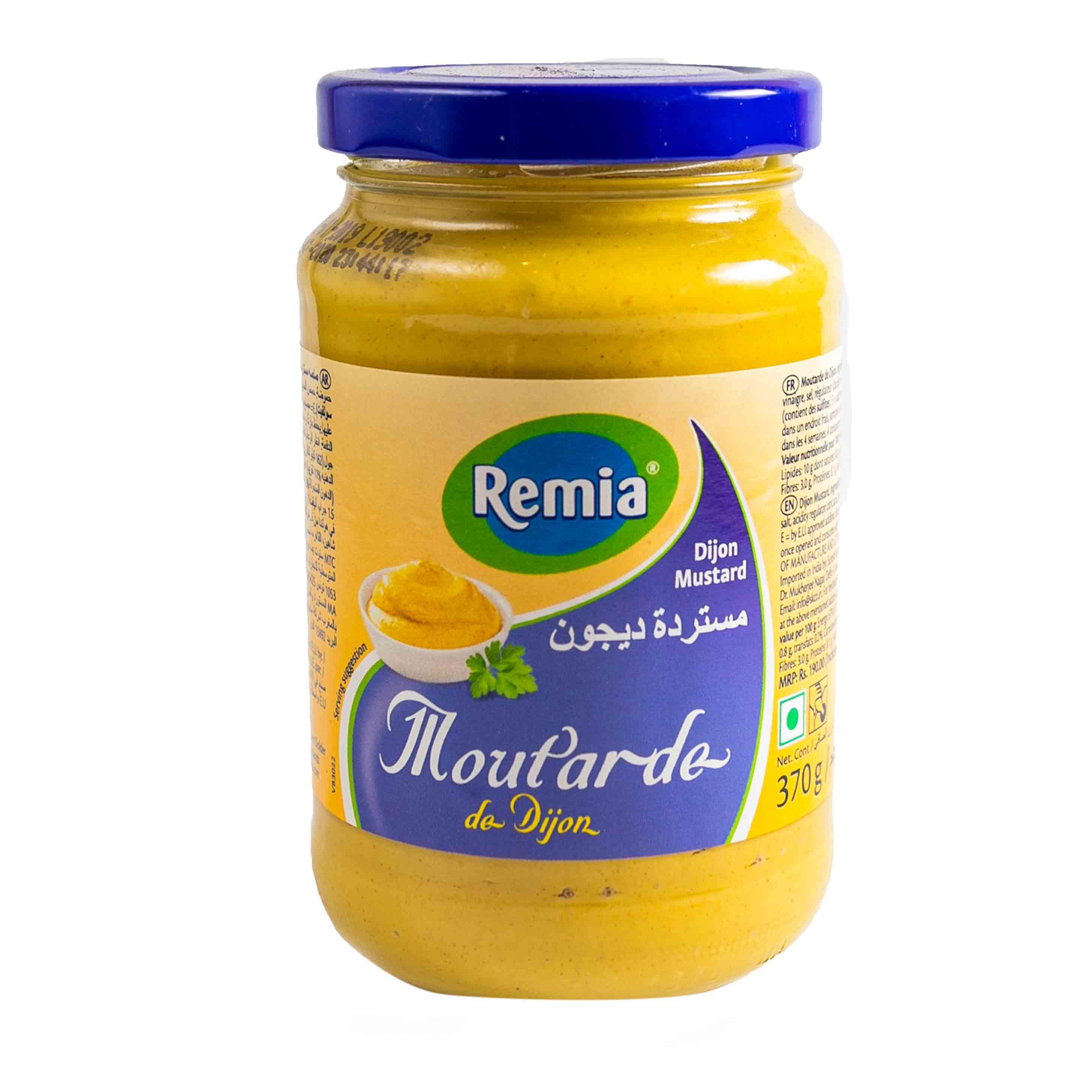 Mustard Dijon Remia