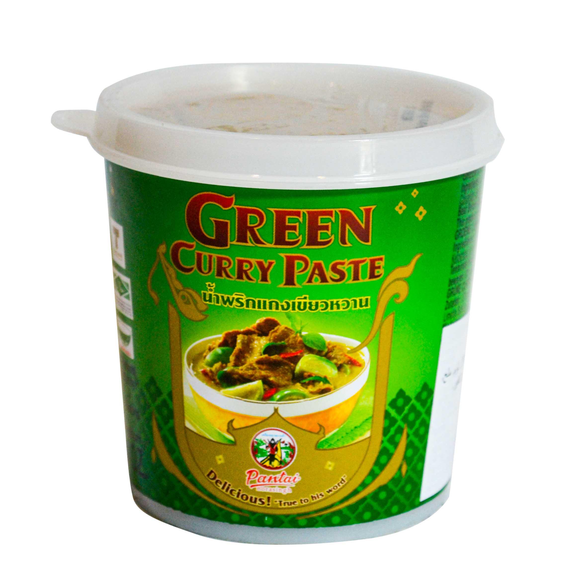 Ədviyatların toplumu Green curry, 400 g
