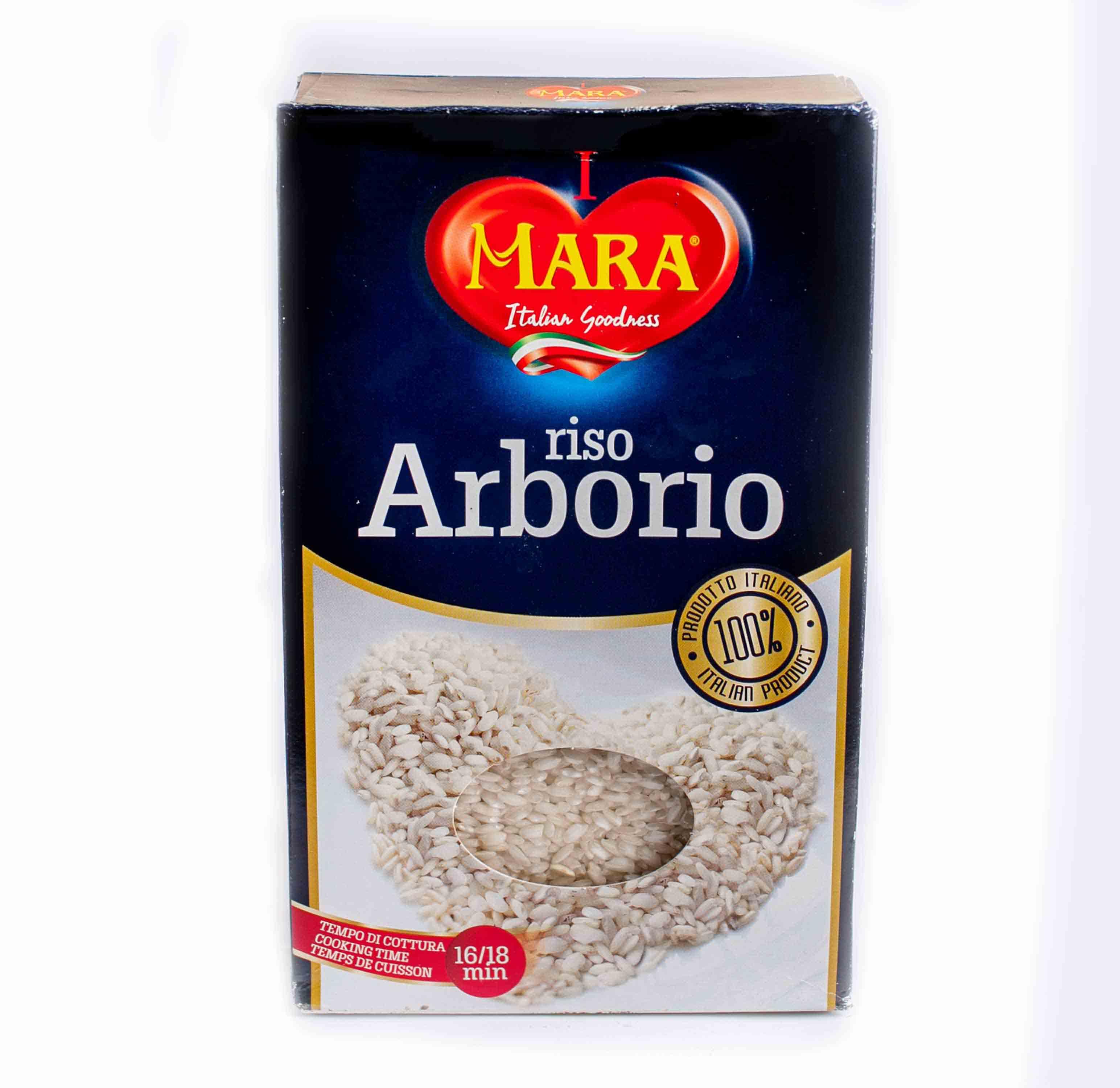 Рис Арборио MARA