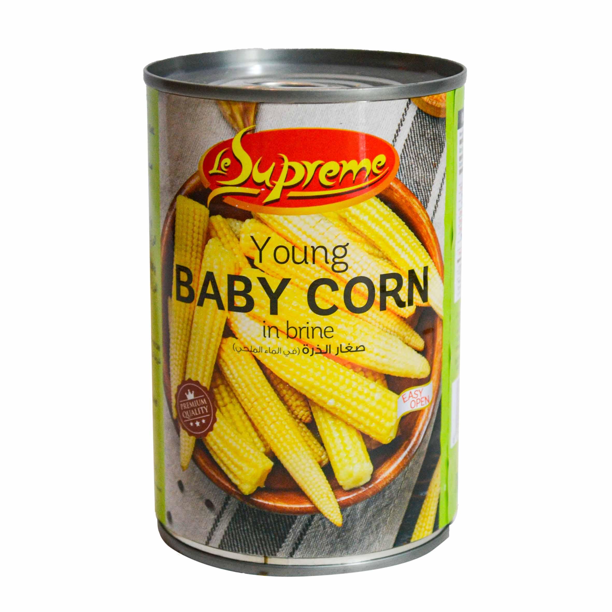 Молодые початки кукурузы,425 гм.Используется,как холодная закуска.